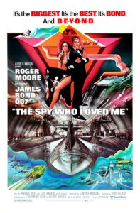 The Spy Who Loved Me (1977) - Lewis Gilbert